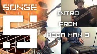 Megaman 3 - Intro cover 【Songe】