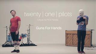 Guns For Hands//twenty one pilots (COVER)