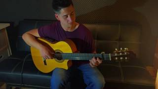 DESPACITO / TRAICIONERA / SHAPE OF YOU - Flamenco Covers by Paquillo Garcia
