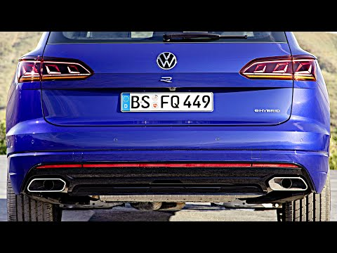 2021 VW Touareg R ? Design, Interior, Test Drive (Geneva Car Show 2020)