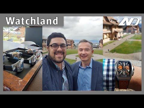 Una visita a la fábrica de relojes de Franck Muller - Lujo más all?de los autos en Ginebra