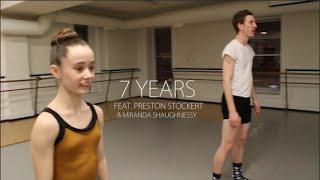 """7 Years"" | Feat. Preston & Miranda | The ADN, Seth K & Artistic Exchange Dance Present:"