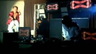 Dj Fox e mini mi -Natal da boa vida III - Lages 2010