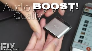 Tiny Small Tech, BOOSTs Audio Quality & Volume!