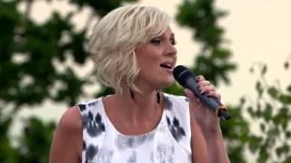 Sanna Nielsen-Undo LIVE Allsång på Skansen 2014