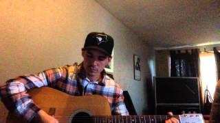 Vance Joy - Red eye (acoustic cover) Graham Kilgour