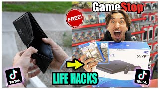 We TESTED Viral TikTok Life Hacks.... (THEY WORKED) *PART 13*