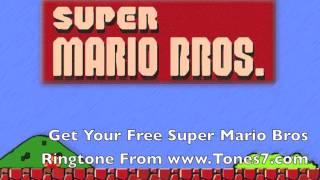 Super Mario Bros Ringtone (Free)