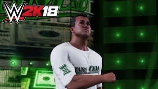 WWE 2K18 - Shane McMahon (Entrance, Signature, Finisher)