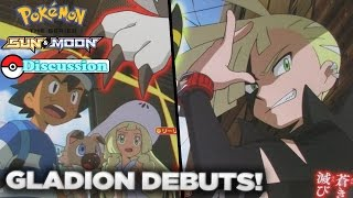 Pokemon Sun and Moon Anime Episode 27 Discussion | Gladion confirmed! Ash VS Gladion?!
