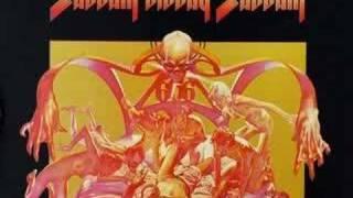 "Black Sabbath ""Sabbra Cadabra"""