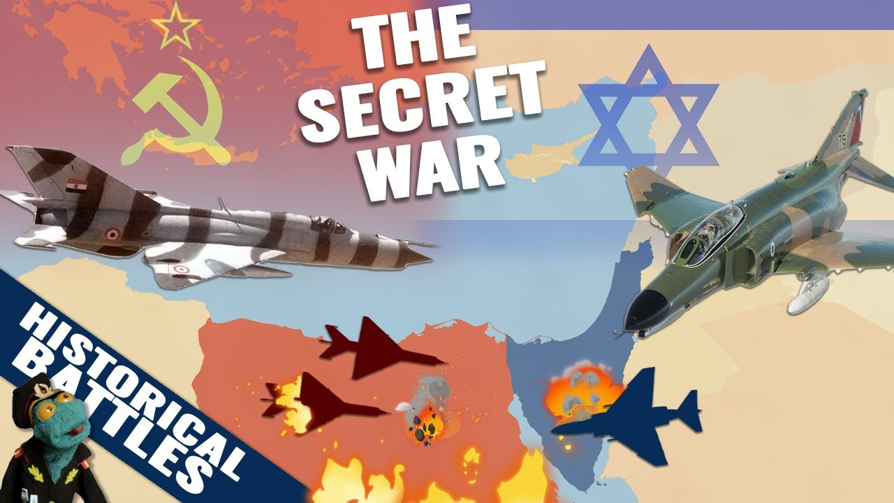 The Secret War : When Israel fought the Soviet Union