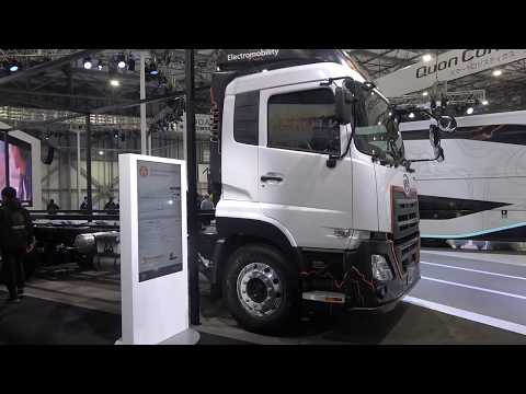 new UD Hybrid truck 2020 - Show Room JAPAN
