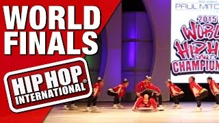 Bubblegum - New Zealand (Junior Division Finalist) @ HHI's 2015 World Finals