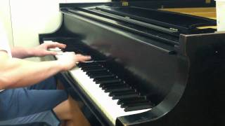 Carefree Highway Piano Cover