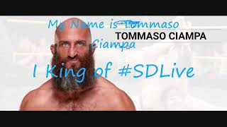 "2018-2019 Tommaso Ciampa NEW THEME - ""No one will Survive"" for Smackdown Live"