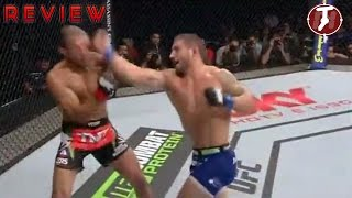 Jose Aldo vs Chad Mendes 2 Fight UFC 179 Featherweight Title Fight - Jose Aldo Wins Winner [REVIEW]