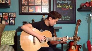 The Heart Wants What it Wants  - Selena Gomez - Fingerstyle Guitar Cover