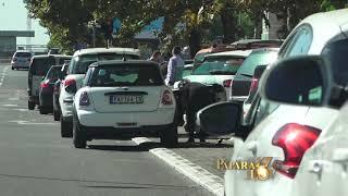 Teodora Dzehverovic kaznjena zbog parkiranja na mestu za invalide!