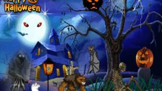 Canción Infantil  Canción de Halloween