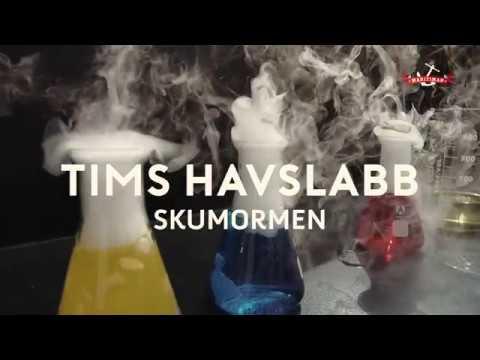 Tims havslabb - Skumormen