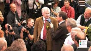 Wiesn 2010 - Wiesnanstich (Video: Hanns Gröner)