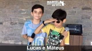 Lucas e Mateus - Fui Fiel ( Gusttavo Lima)