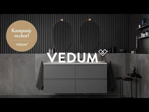Vedum Kök & Bad - Vinterkampanj Badrum 2021