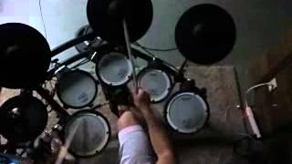 Kevin Gates Paper Chasers drum cover...T-Y-E Mix