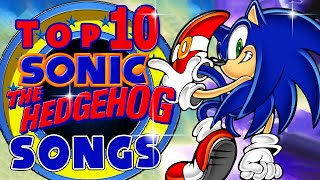 Top 10 Sonic Songs - SonScotty width=
