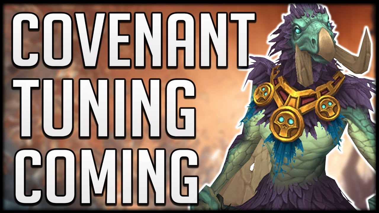 SignsOfKelani - UPCOMING COVENANT & LEGENDARY CHANGES - Big Buffs in Patch 9.0.5 PTR