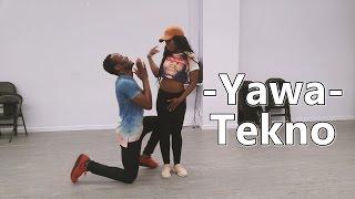 Tekno - Yawa | Meka Oku Choreography