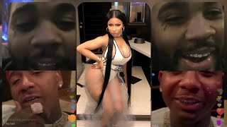 Kevin Gates 'Apply Pressure to Nicki Minaj' to Moneybagg Yo after he says hes looking for her