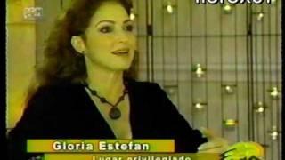 Gloria Estefan - Hoy  (Anécdotas del video)