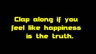 Happy Pharrell Williams Lyrics video