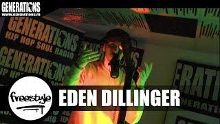 Eden Dillinger  #OLAFreestyle (Live des studios de Generations)