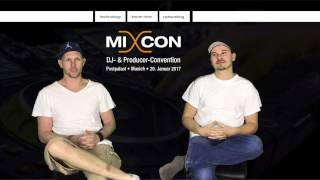 MIXCON DJ- & Producer Convention // Video-Update 2/2017