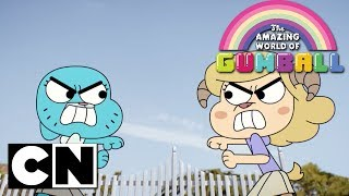 The Amazing World of Gumball | Copycats (Clip 3) | Cartoon Network width=