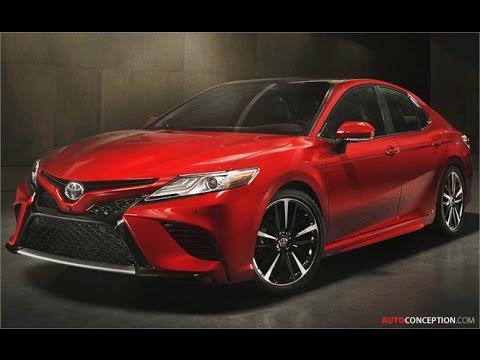 Car Design: 2018 Toyota Camry