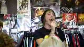Dear Maria, Count Me In (acoustic) - All Time Low