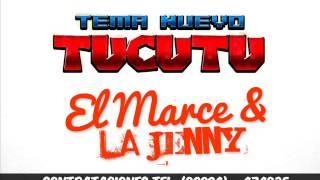 """TuCuTu - El Marce y La Jenny """"Cumbia Suelta 2015"""""""
