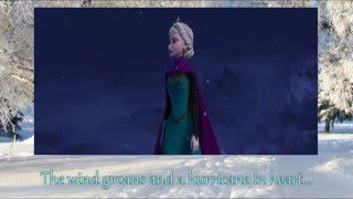 Frozen - Let It Go [Russian] with translation