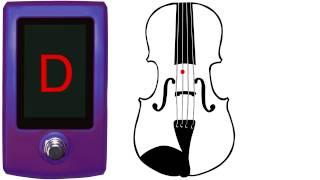 Violin Tuner - Fiddle Tuner - Dee Dad