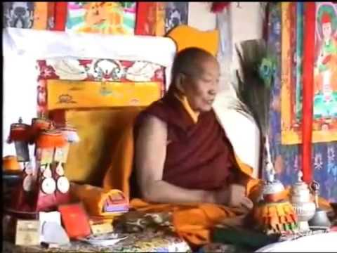 Denma Gonsa Rinpoche on guru devotion and Dorje Shugden