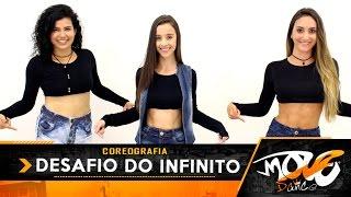 Desafio do Infinito - Faby - Coreografia - Move Dance Brasil