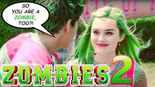 Disney ZOMBIES 2 💥 10 Reasons Why IT NEEDS TO HAPPEN!! 🏉 ft. ZED,ADDISON,BUCKY,BONZO,ZOEY & More