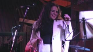 Angela Serkevich & Twins Peek - Ain't no Sunshine (Live in Narva)