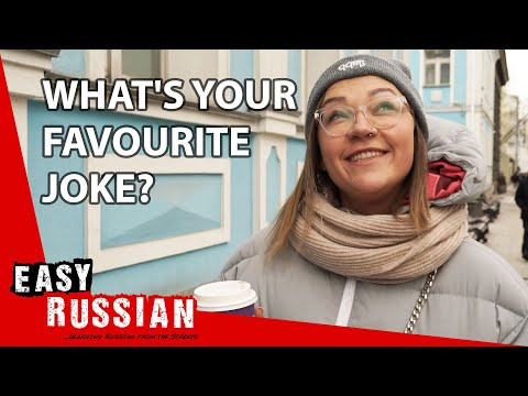 What is the Russian sense of humor like? | Easy Russian 59 photo