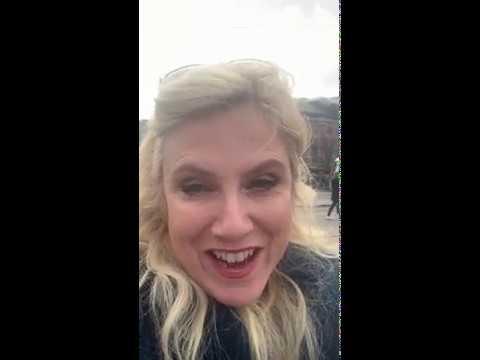 Videohälsning UC dagen Göteborg Frida Boisen