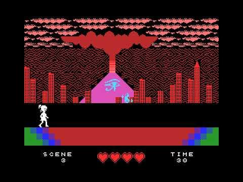 Sekaikei Girl (MSX)